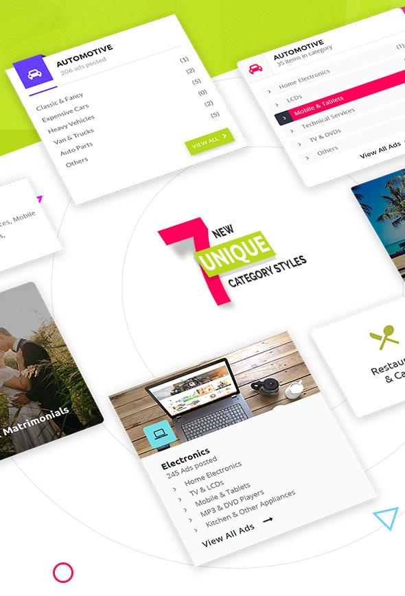Classiera – Classified Ads WordPress Theme 19