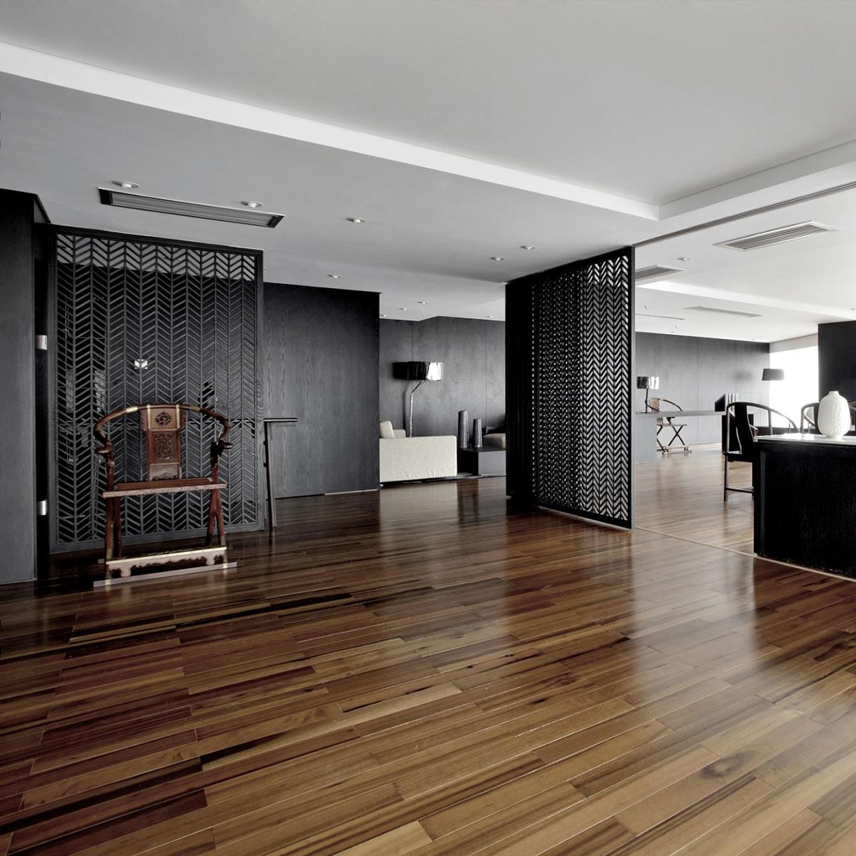 Modern Office Manhattan Interior Design