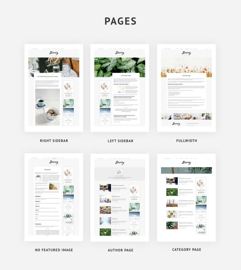 Some Pages