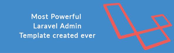 Josh - Laravel Admin Template + Front End + CRUD - 9