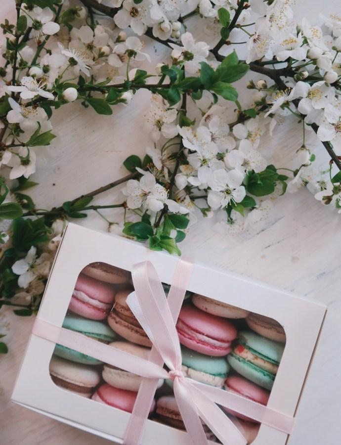 Sweet Sweet Macarons