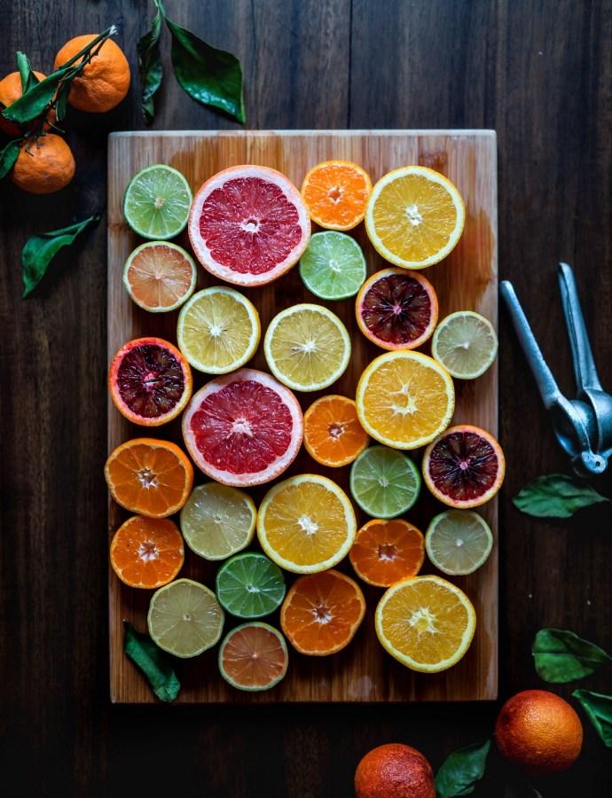 Citrus Frenzy