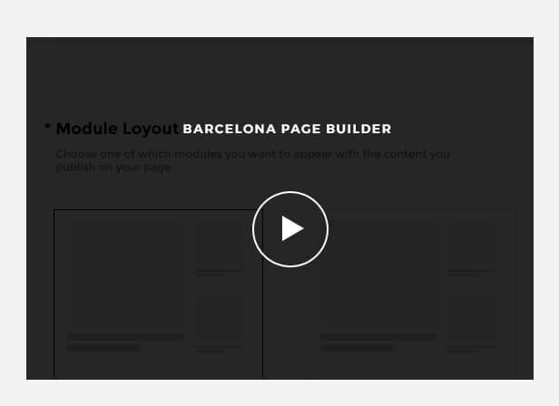 Barcelona. - Clean News & Magazine WordPress Theme - 6