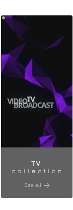My TV Broadcast Package 9