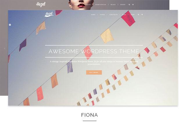 Hazel - Creative Multi-Concept Theme - 5
