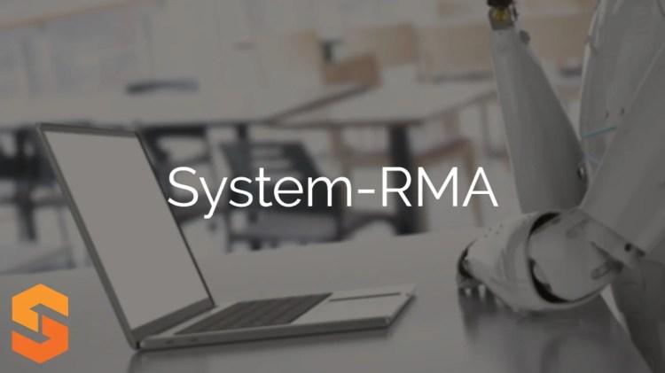 rma software house,system-rma
