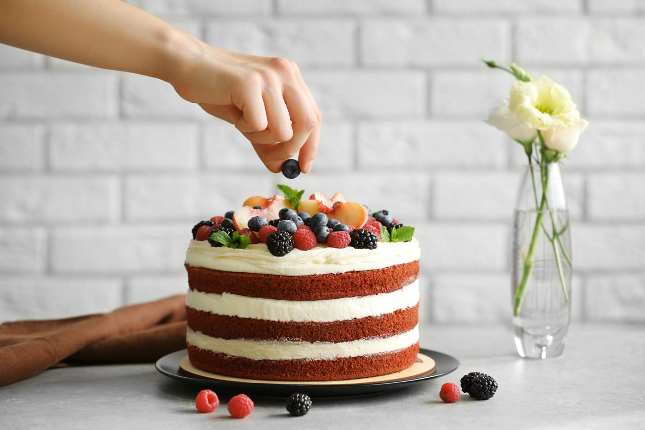 Most Beautiful Homemade Cake Decorating Ideas Newspaper
