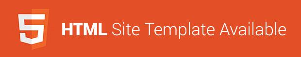 Dive - One Page Portfolio WordPress Theme - 1