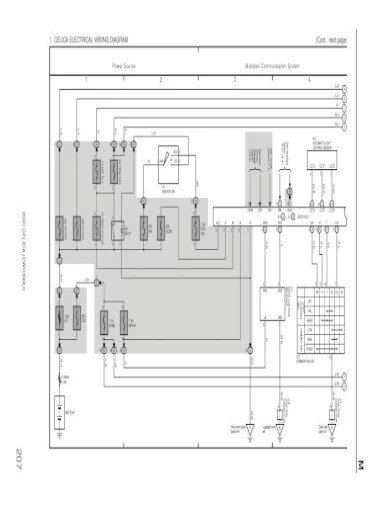 51  overall electrical wiring diagram  pdf document