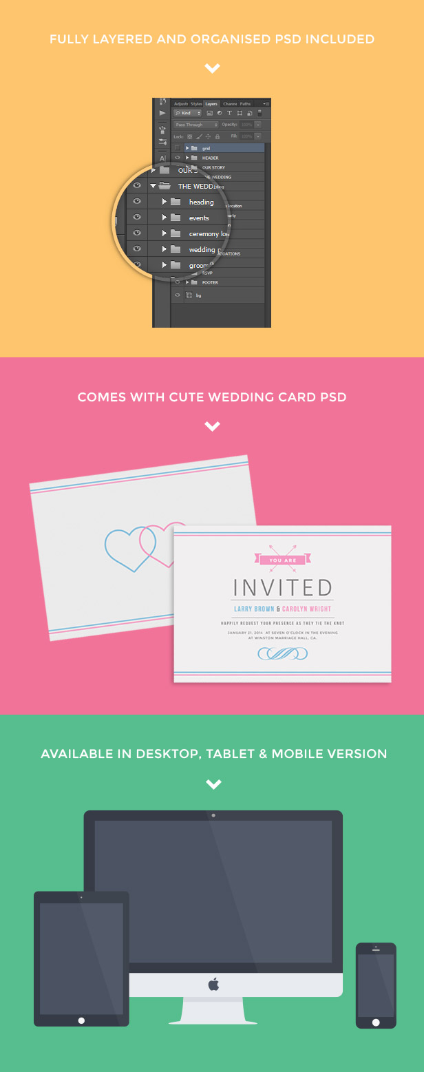 You and I - Wedding Muse Template - 1