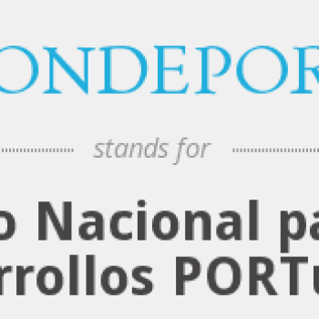 FONDO NACIONAL PARA LOS DESARROLLOS PORTUARIOS (1991)
