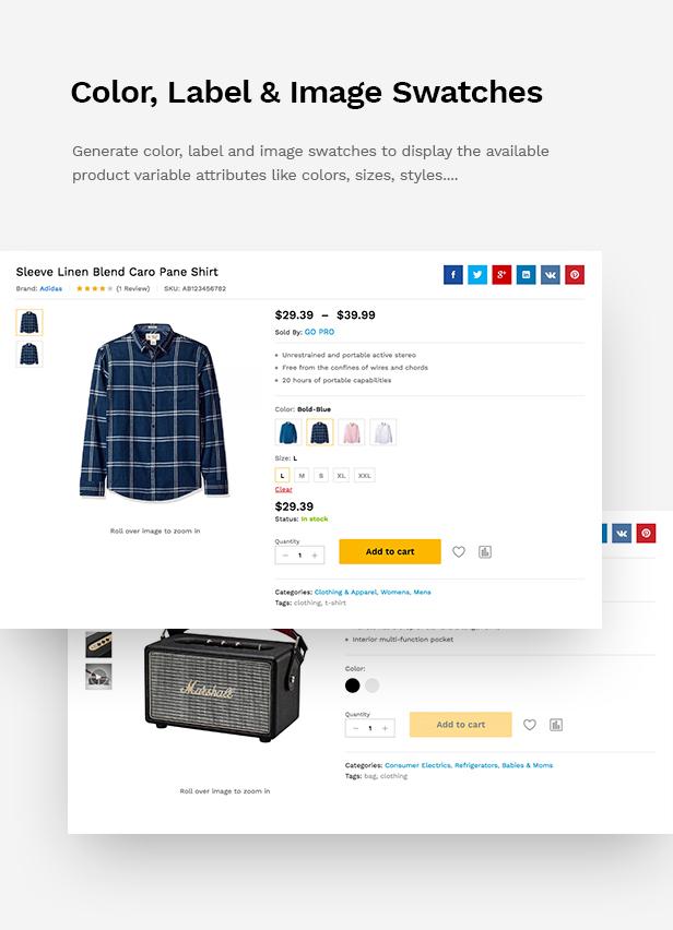 Martfury - WooCommerce Marketplace WordPress Theme - 22