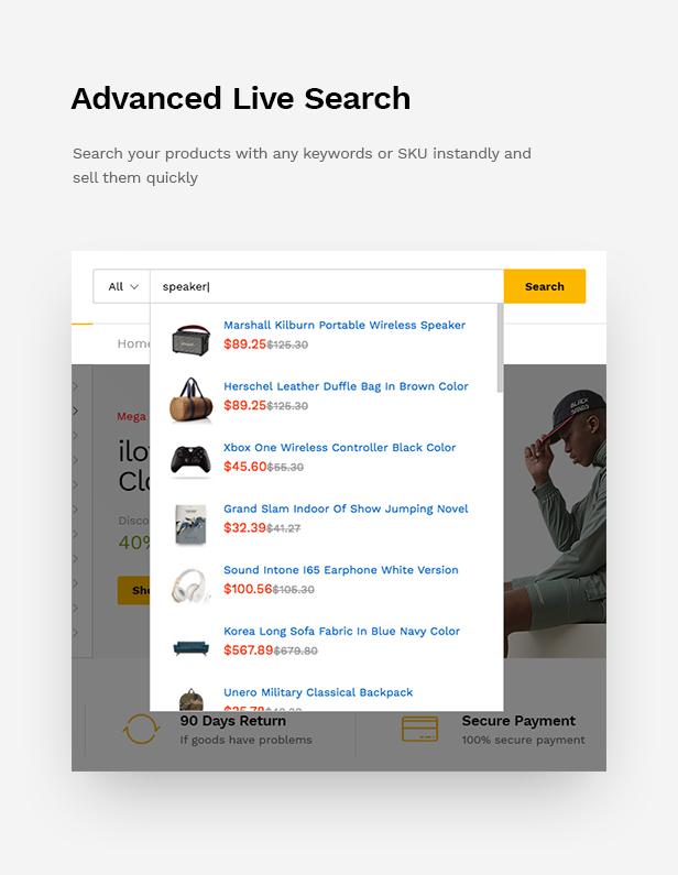 Martfury - WooCommerce Marketplace WordPress Theme - 24