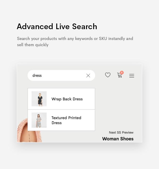 Supro - Minimalist AJAX WooCommerce WordPress Theme - 18