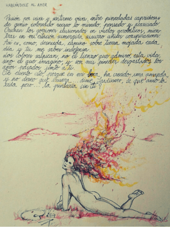 """Amor en cien palabras"" Concurso de RCM"