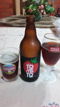 Cerveja de Tomate, muito boa!