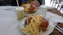 Hamburguesa tripla :P