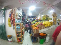 Mercado Publico de Águas Calientes