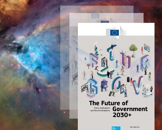 """""""2019/2020 Future of Government report is out!  Happy and humbled to contribute to this amazing European Commission report on Future of Government by giving an interview as an opinion leader."""" Citizen K of Democracy 4.0  #futureofeurope  #futureofgovernment #europeancommission #EU #report #Democracy40 @democracy4.0 #democracy #follow #future #citizenship #citizens #eu4you #europe #smartcitizenship #influencer #euinfluencer #opinionleader #vr #tech4democracy #tech #ai #technology #govtech"""