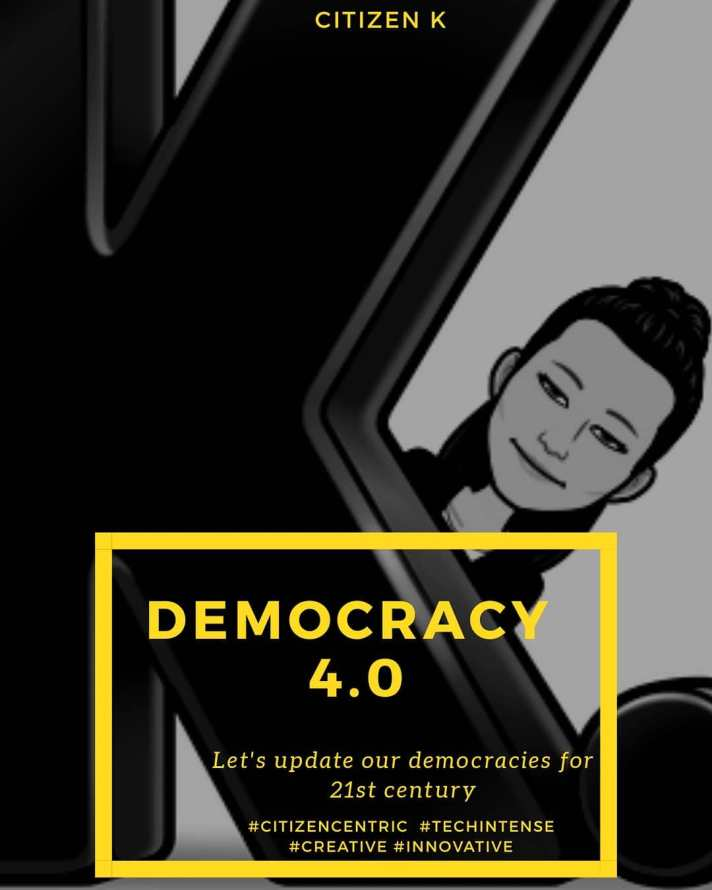 Citizen K tomorrow will be in the #ULB Université Libre de Bruxelles to speak about Democracy 4.0 and exchange with students 😉  #smartpolitics #millenials #challenges #democracy #tech #millenials #citizens #citizenship #smartdemocracy #smartcitizenship #vr #ai #robots #newage #EuropeanElections #digitalrevolution #Iamvotingthistime  #participatorydemocracy #change #changeEurope #Europe #EU #EuropeanParliament #parliament #assembly #techsavy #democracy40 #citizenK #civsocdays #ai #vr #citizensassembly