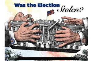 Was the 2021 election stolen?