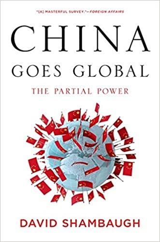 Global Ascendance of China