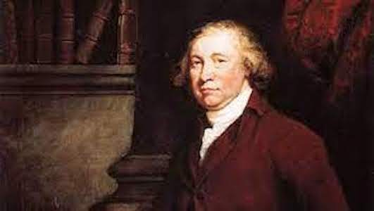 Conservative Edmund Burke