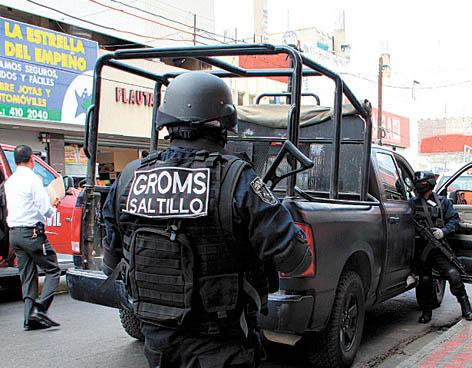 La última asonada de Isidro López sobre  los GROMs no fue poca cosa, es casi comparable con el recortón de recursos que  les había dado en meses anteriores