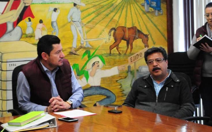 Horacio Piña Ávila y José Pablo Ramírez Ortega