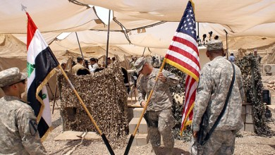 Photo of أثر الإحتلال الأمريكي على العنف السياسي الطائفي في العراق (2003 – 2017)