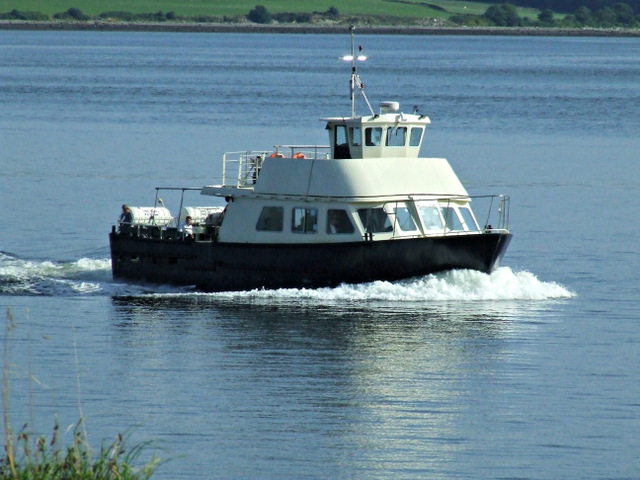 Kilcreggan ferry