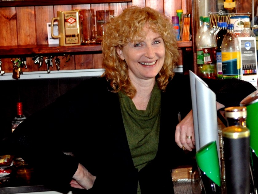 Maire in Beedi's Alehouse, Dungloe