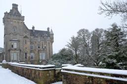 Snowjane Overtoun House by James Duncan