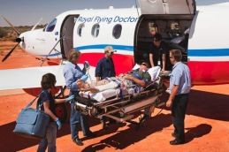 Aussie Flying Doctor service