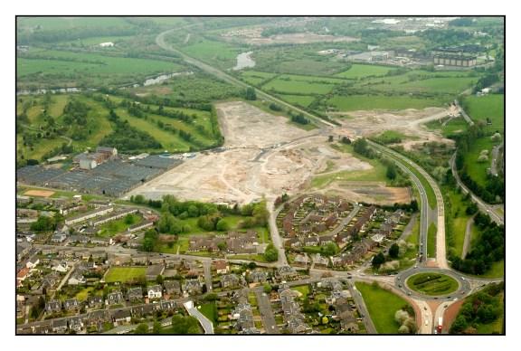 Lomondside development by Walker Group Pix Robert Paterson. Mobile 0779 355 3555