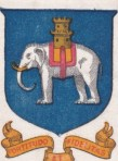 Coat of arms elephant and castle