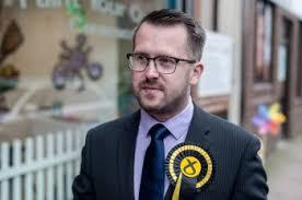 Stewart McDonald MP SNP