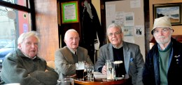 Donegal 14 - pint of plain is your only man in Beedi's at Dungloe..jpg 2