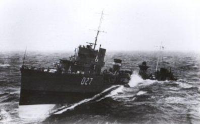 HMS Wa;lker - 3
