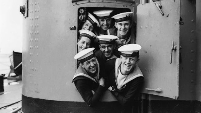 Hood sailors