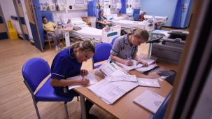 NHS whistleblowers