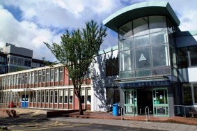 Vale of Leven Hospital exterior