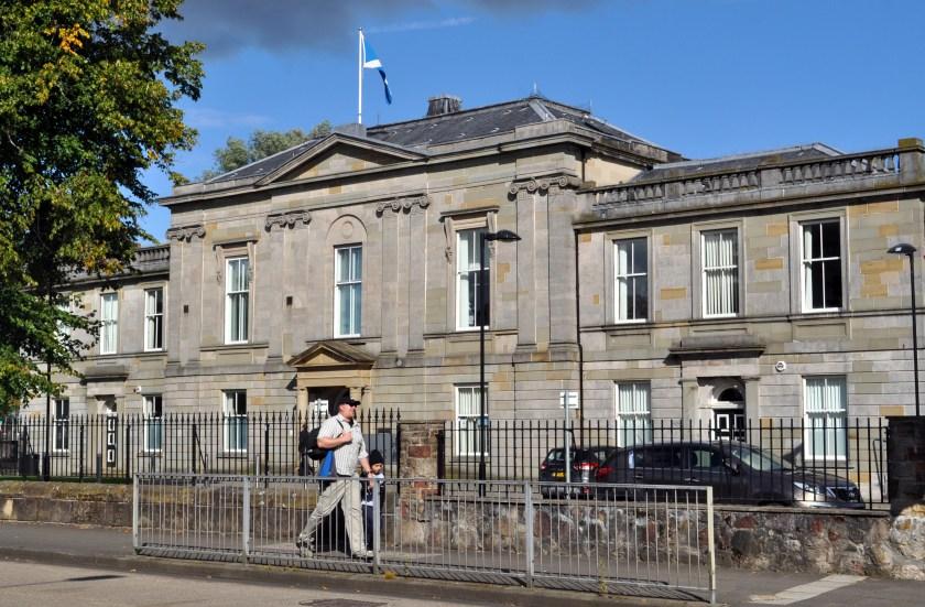 Sheriff Court in Church Street