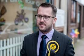 Stewart McDonald MP SNP