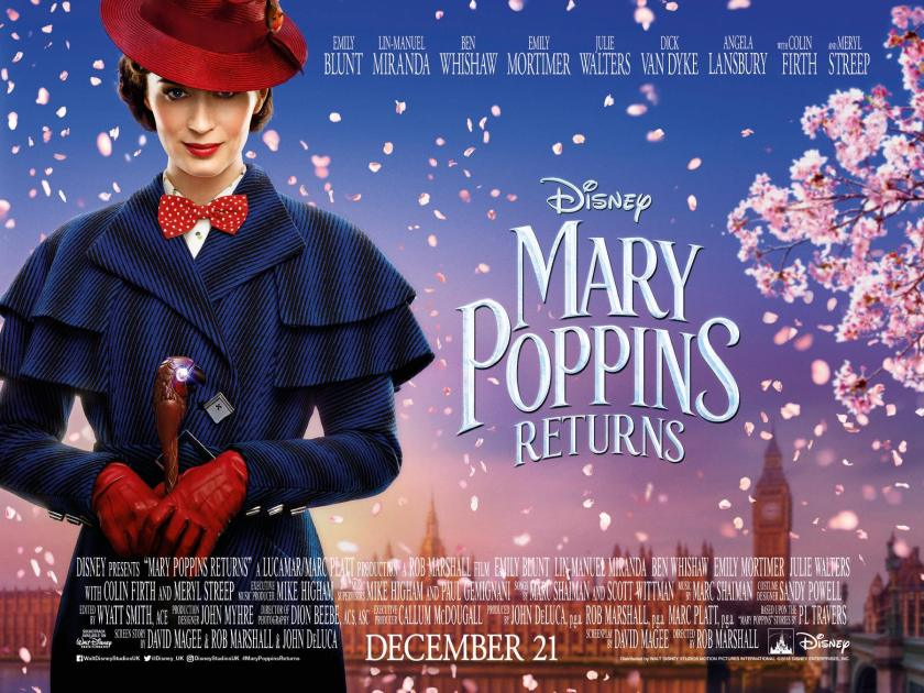 Tower Mary Poppins