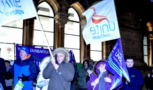 Unions at Burgh Hall 8