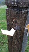 Vandals at Overtoun