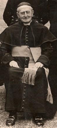 Gowans - Mgr Hugh Canon Kelly