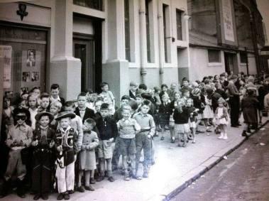abc minors at rialto circa 1955