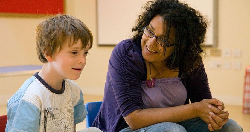 autism teaching national autistic society